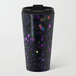 Abstract Purple Wallpaper Travel Mug