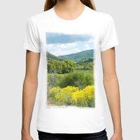 running T-shirts featuring Running  by Julie Luke