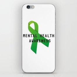 Mental Health Awareness iPhone Skin