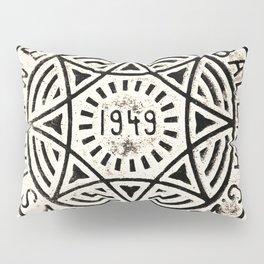 Manhole Cover Pillow Sham