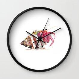 Hermit Wall Clock
