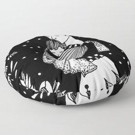 "Inktober, Day 9 ""Precious"" #inktober #inktober2018 Floor Pillow"