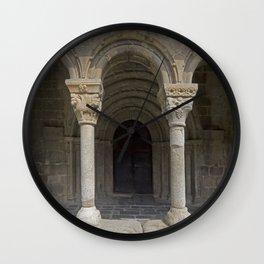 Cloister. Wall Clock