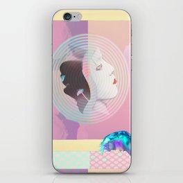 TRAPPA•KEEPA 1984 olympics iPhone Skin