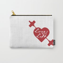 Love and Lift Carry-All Pouch