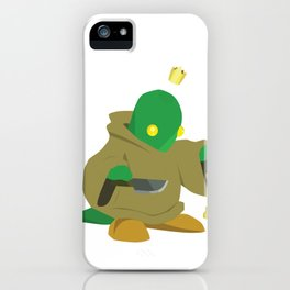 Tonberry King iPhone Case