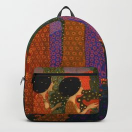 A Thousand and One Nights by Vittorio Zecchin Backpack