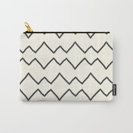Urbana in Cream Carry-All Pouch
