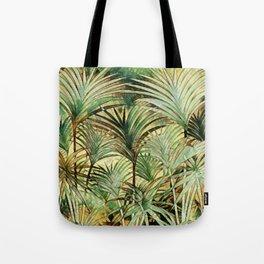 Tropical Palm Tote Bag