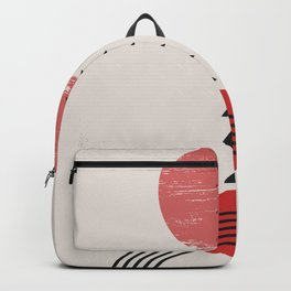 Rising Red Backpack