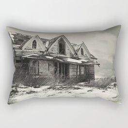Winter Neglect Rectangular Pillow