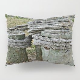 Tightly Secured Pillow Sham