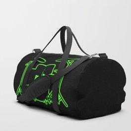 Neon Drum Kit Duffle Bag
