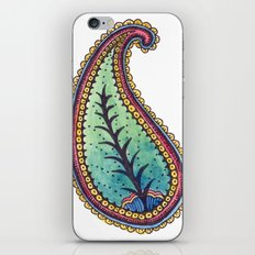 October Paisley iPhone & iPod Skin