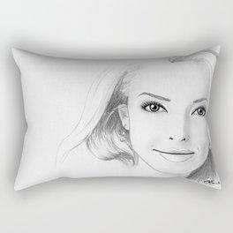 Amanda Seyfried Rectangular Pillow