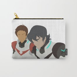 Black Paladin Keith and Red Paladin Lance Carry-All Pouch