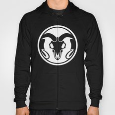 Day of the Ram White Hoody