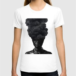 Smoke Face T-shirt