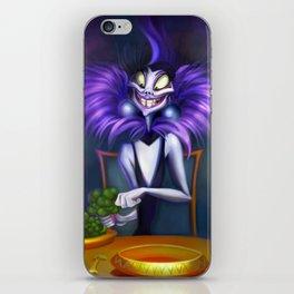 Yzma iPhone Skin