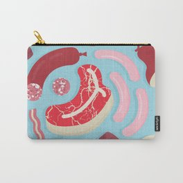 Marbled Meats Carry-All Pouch
