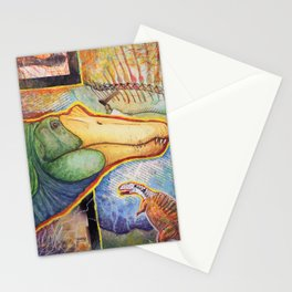 S. aegyptiacus Stationery Cards