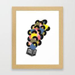 Untitled (Hi-Fidelity) Framed Art Print