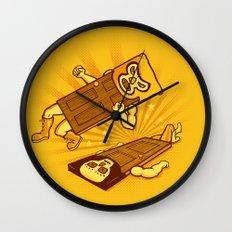 Lucha Doors!  Wall Clock