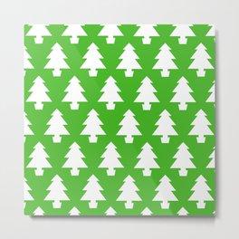 Trees of Green Metal Print