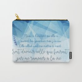 UGLY LOVE . COLLEEN HOOVER Carry-All Pouch