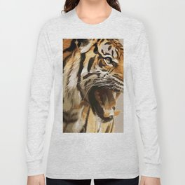 Magnificent Tiger Long Sleeve T-shirt