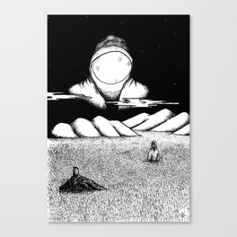 Idought Vol. 1 - 22 Canvas Print