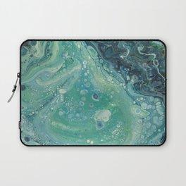 The Deep Pool Laptop Sleeve