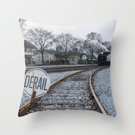 Strasburg Railroad Series 24 Throw Pillow