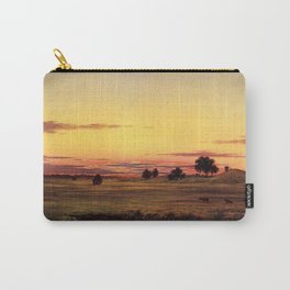 Scituate Valley before the Reservoir by Martin Charles Heade Carry-All Pouch
