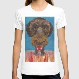 Godiva, the Labradoodle T-shirt