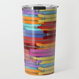 Zippers! Travel Mug