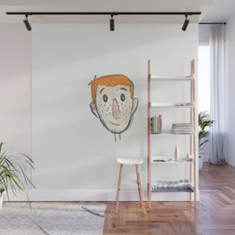 Ron Weasley Wall Mural