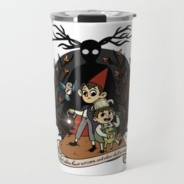 Over the Garden Wall Travel Mug