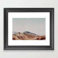 Layers Framed Art Print