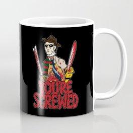 Slasher Mash (SFW) Coffee Mug