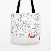 grass Tote Bags featuring Black grass by Robert Farkas