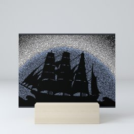 High Seas Mini Art Print