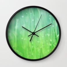Magic Happens Here Wall Clock