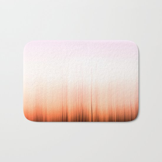 Sunset Flames Bath Mat