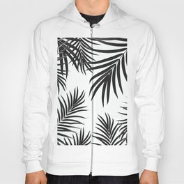Palm Leaves Pattern Summer Vibes #2 #tropical #decor #art #society6 Hoody