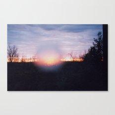 blur Canvas Print