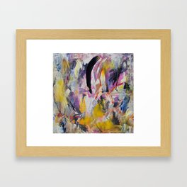 Out of the Trenches Framed Art Print