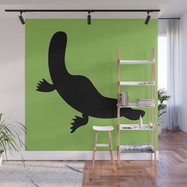Angry Animals - Platypus Wall Mural