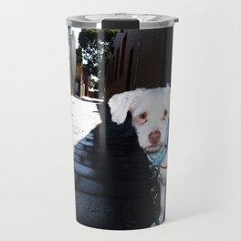 Alley Dog Travel Mug