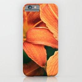Lilien iPhone Case
